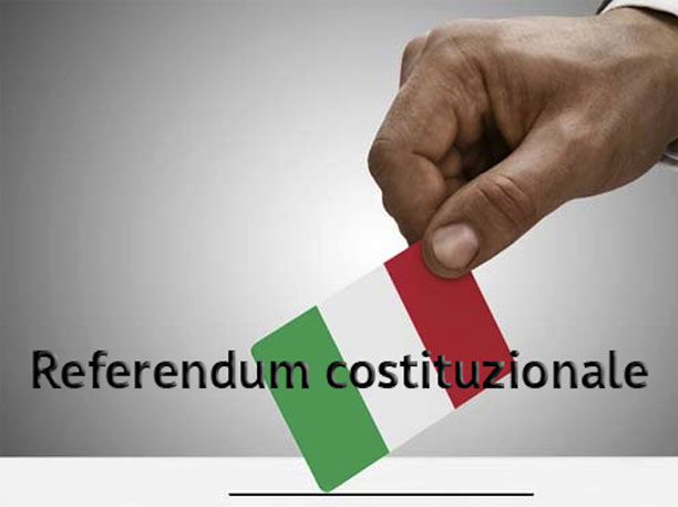 REFERENDUM 29 MARZO 2020-ELETTORI RESIDENTI ALL'ESTERO